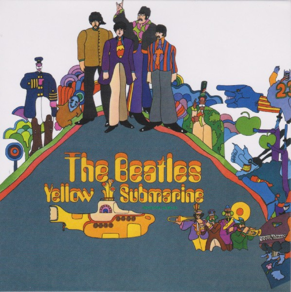 front, Beatles (The) - Yellow Submarine
