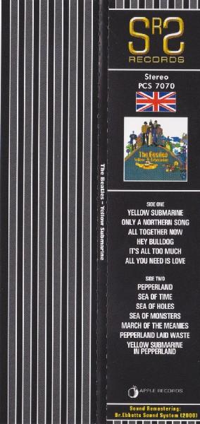 OBI, Beatles (The) - Yellow Submarine