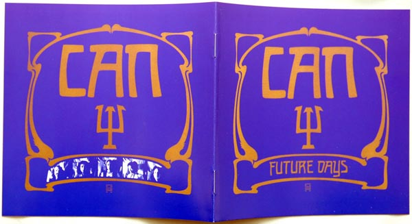 Booklet, Can - Future Days