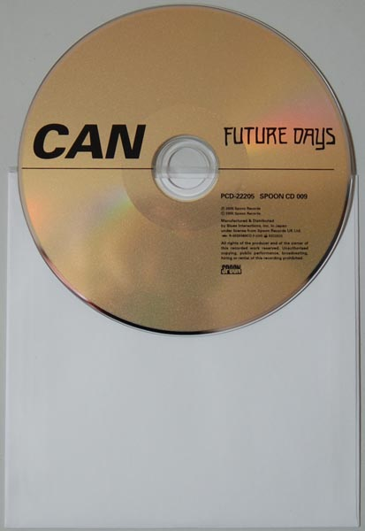 CD, Can - Future Days