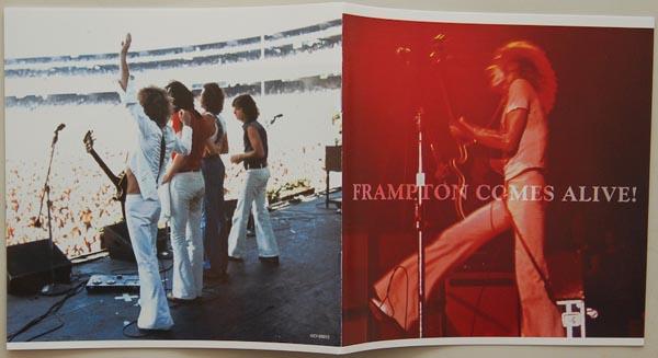 Booklet, Frampton, Peter - Frampton Comes Alive! (+4)