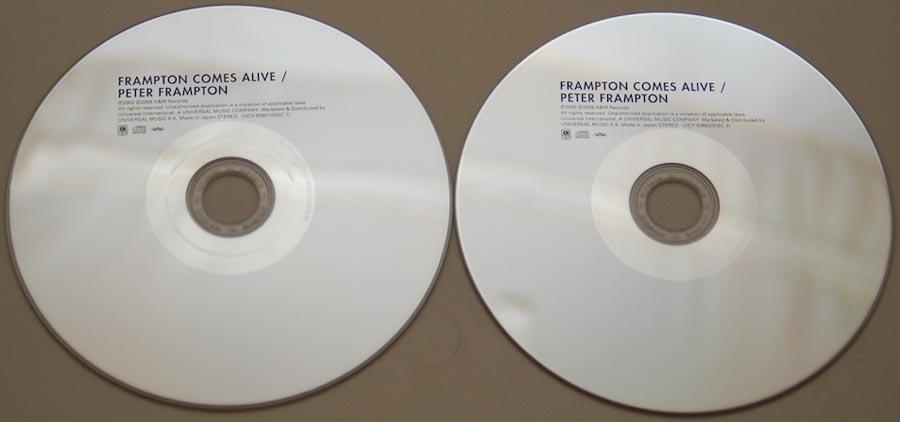 CDs, Frampton, Peter - Frampton Comes Alive! (+4)