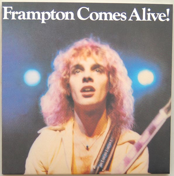 Front Cover, Frampton, Peter - Frampton Comes Alive! (+4)