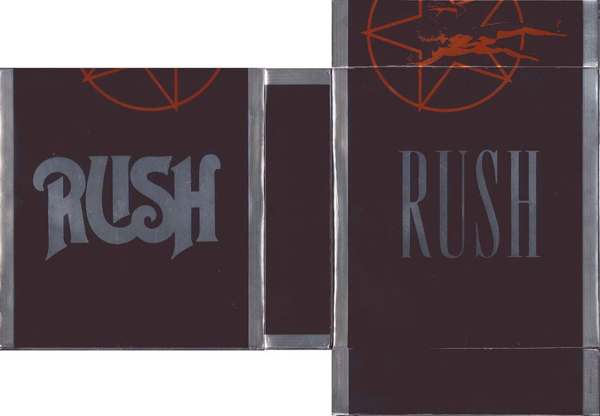 Complete Box, Rush - Sector 2
