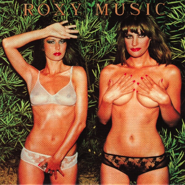 front, Roxy Music - Country Life