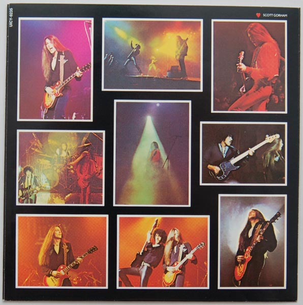 Inner sleve 2A, Thin Lizzy - Live and Dangerous