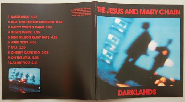Booklet, Jesus & Mary Chain - Darklands