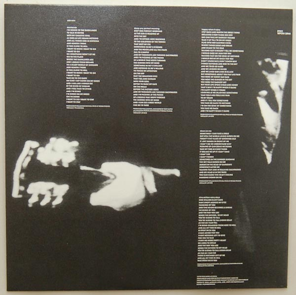Inner sleeve side B, Jesus & Mary Chain - Darklands