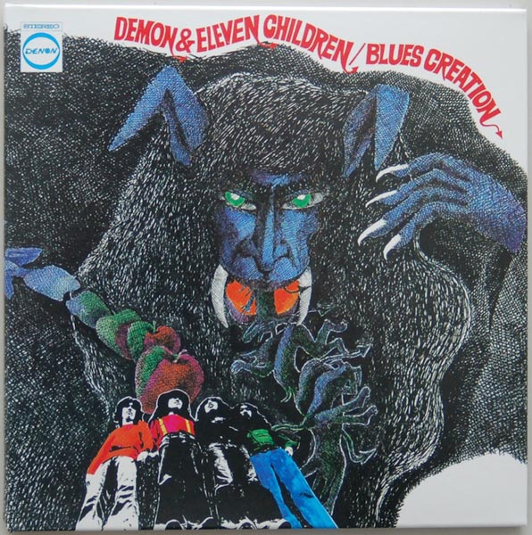 Front Cover, Blues Creation - Demon and Eleven Children