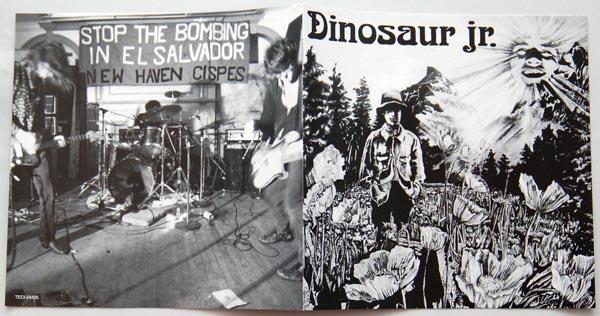 Booklet, Dinosaur Jr. - Dinosaur