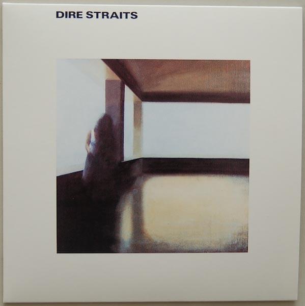 Front Cover, Dire Straits - Dire Straits