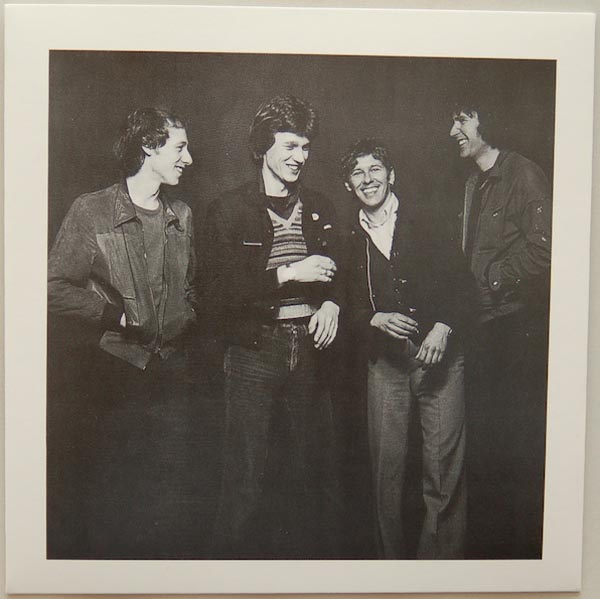 Inner sleeve side A, Dire Straits - Dire Straits
