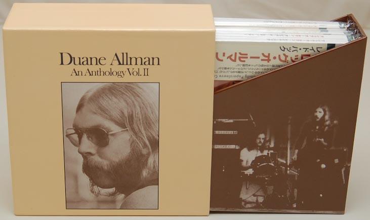 Open Box View 1, Allman, Duane - Anthology Vol.2 Box