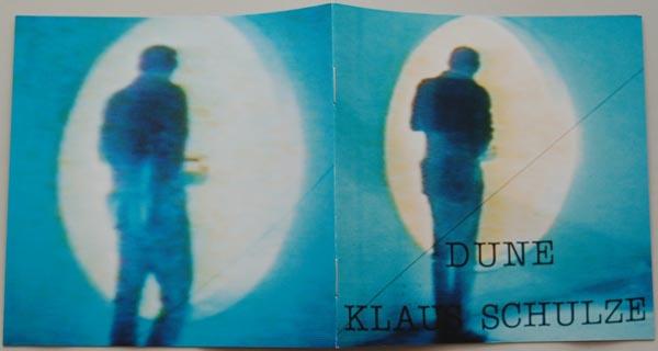 Booklet, Schulze, Klaus  - Dune