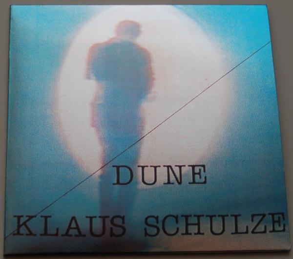 Front Cover, Schulze, Klaus  - Dune