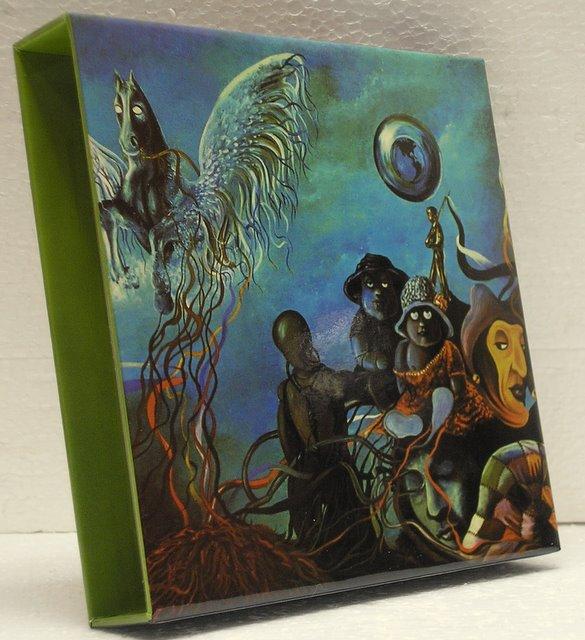 Back side, Semiramis - Semiramis BOX