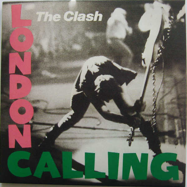 Cover, Clash (The) - London Calling