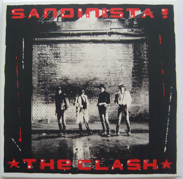 Cover, Clash (The) - Sandanista!