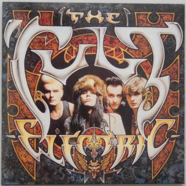 Front Cover, Cult (The) - Electric