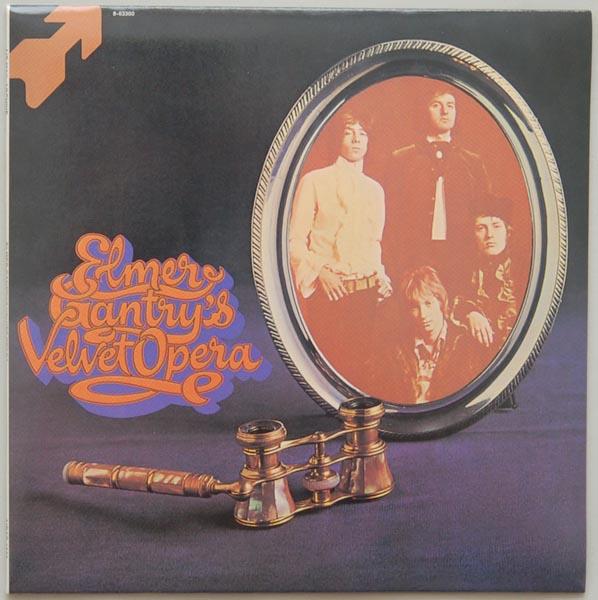 Front Cover, Gantry, Elmer Velvet Opera - Elmer Gantry's Velvet Opera