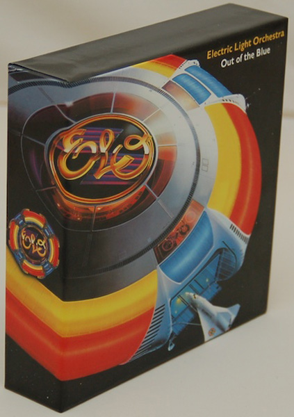 Front Cover, Electric Light Orchestra (ELO) - Out Of The Blue Box