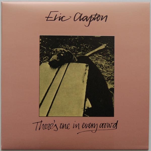 Front Cover, Clapton, Eric - There's One In Every Crowd