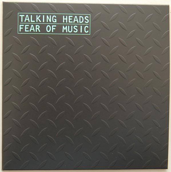 Front Cover, Talking Heads - Fear Of Music + 4
