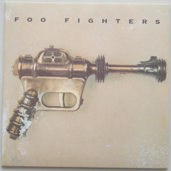 Front Cover, Foo Fighters - Foo Fighters