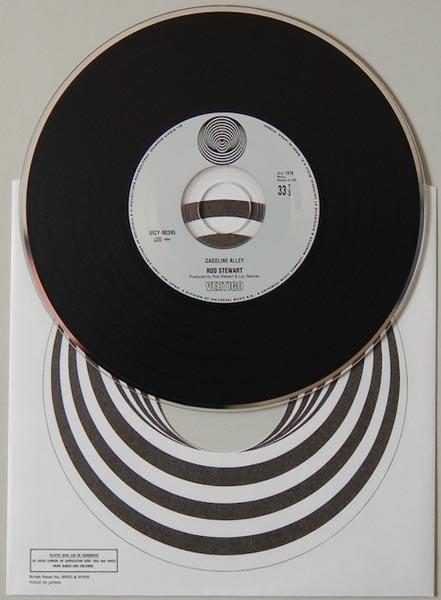CD, Stewart, Rod - Gasoline Alley