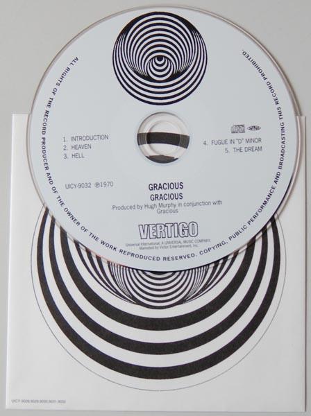 CD, Gracious - Gracious!