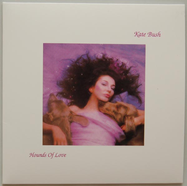 Front Cover, Bush, Kate - Hounds Of Love