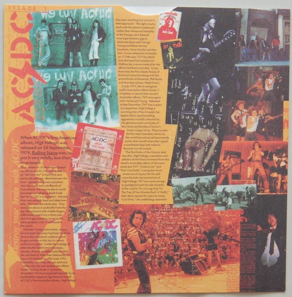 Inner sleeve side A, AC/DC - High Voltage