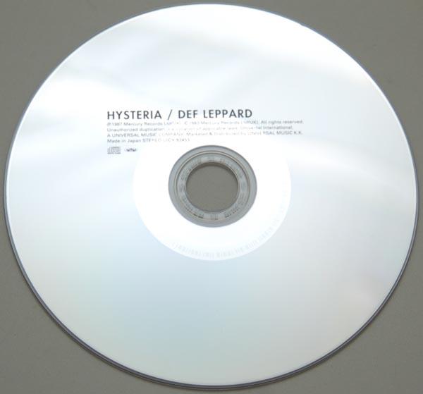 CD, Def Leppard - Hysteria