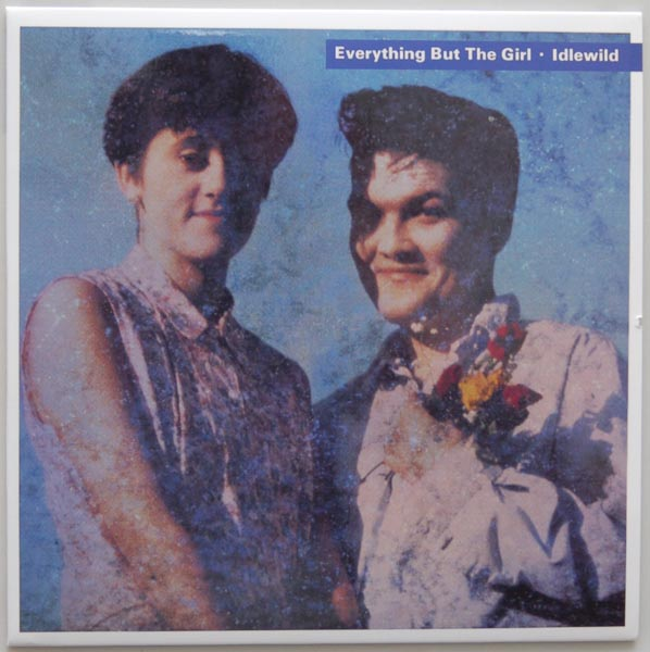 Front Cover, Everything But The Girl - Idlewild