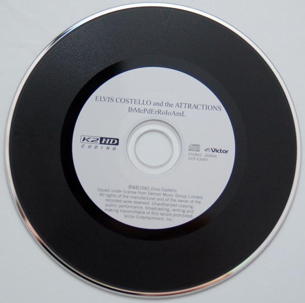 CD, Costello, Elvis - Imperial Bedroom