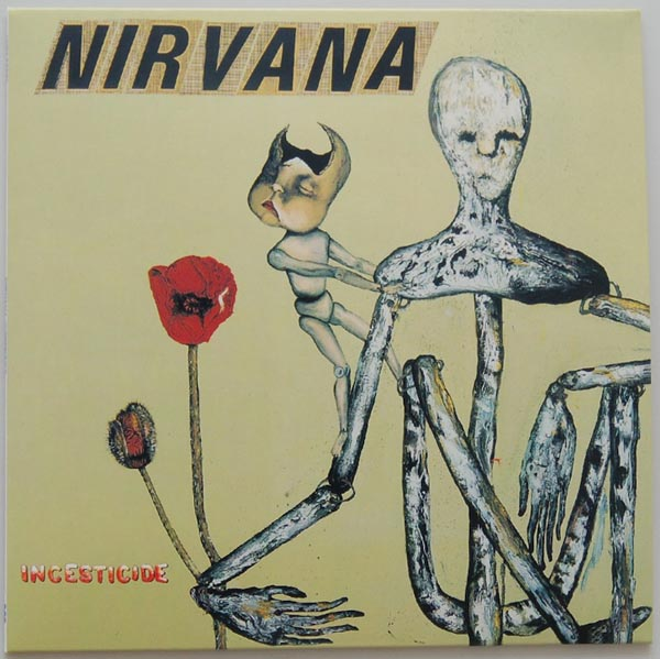 Front Cover, Nirvana - Incesticide