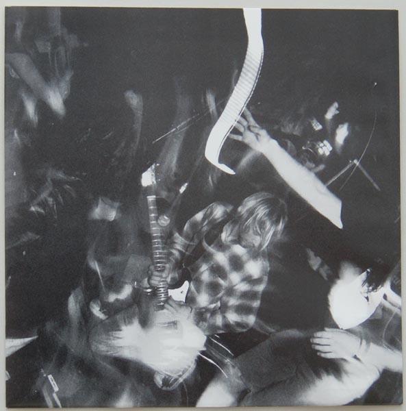 Inner sleeve side A, Nirvana - Incesticide