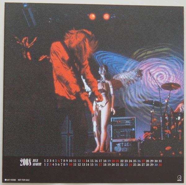 CALENDAR, Nirvana - In Utero