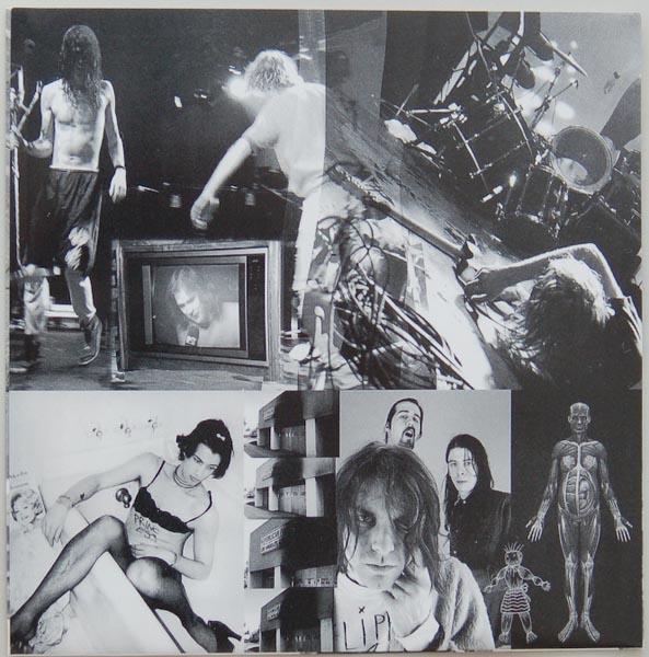 Inner sleeve side B, Nirvana - In Utero