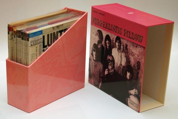 Open Box, Jefferson Airplane - Surrealistic Pillow Box