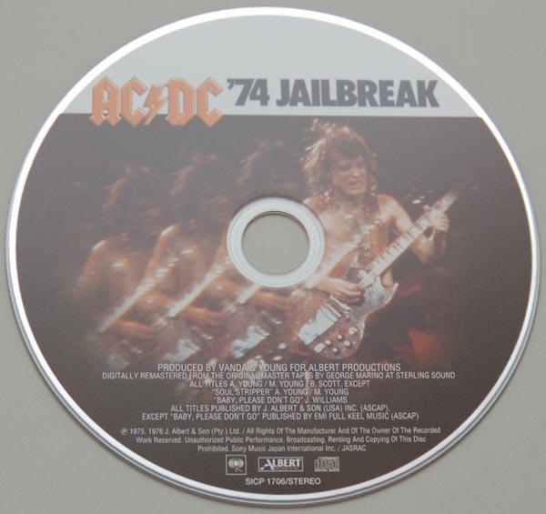 CD, AC/DC - Jailbreak