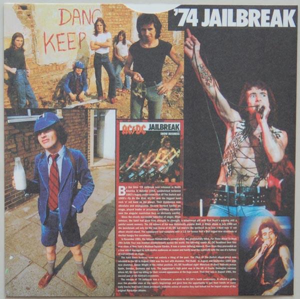 Inner sleeve side A, AC/DC - Jailbreak