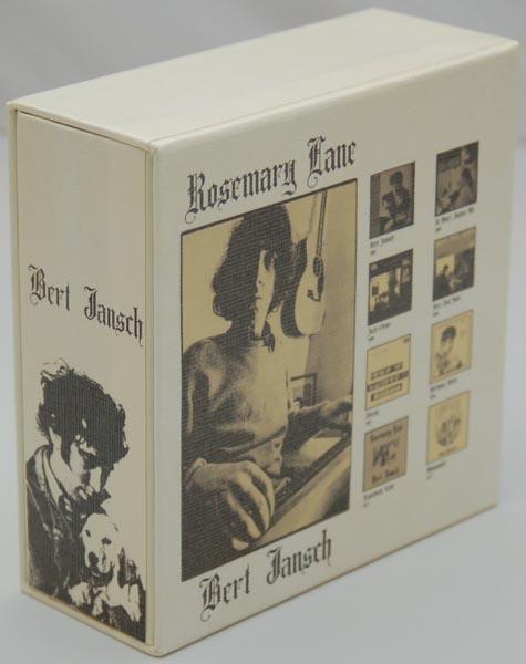 Back Lateral View, Jansch, Bert - Rosemary Lane Box