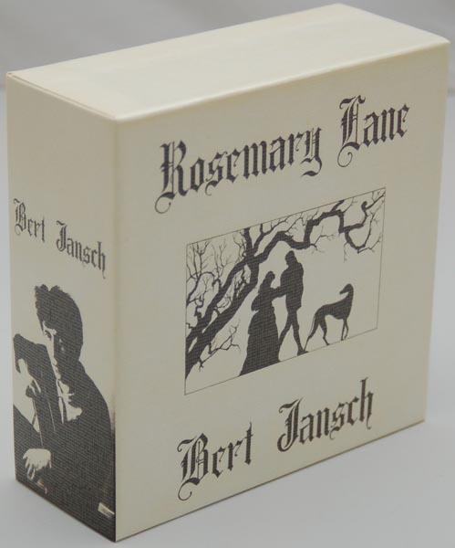 Front Lateral View, Jansch, Bert - Rosemary Lane Box