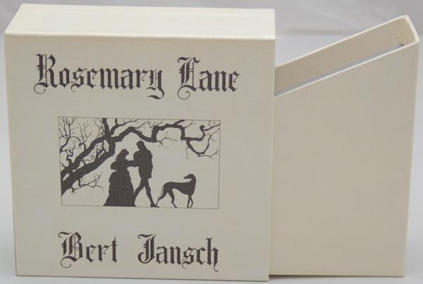 Open Box, Jansch, Bert - Rosemary Lane Box