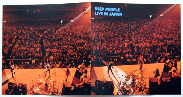 Insert outer view, Deep Purple - Live in Japan / Made in Japan