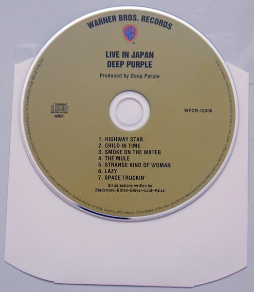 CD, Deep Purple - Live in Japan / Made in Japan