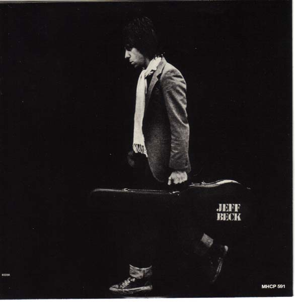 inner sleeve, Beck, Jeff - There and Back