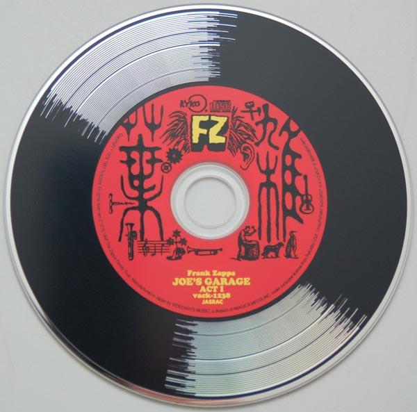 CD, Zappa, Frank - Joe's Garage Act I