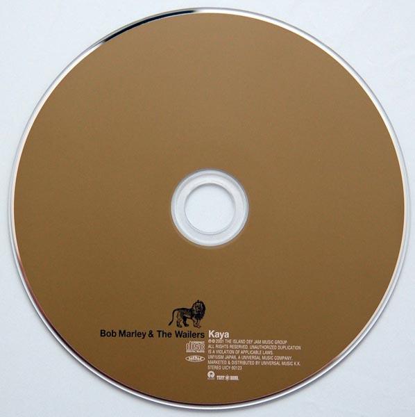CD, Marley, Bob - Kaya